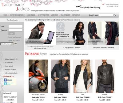 Tailor Made Leather Jackets