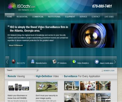 ISO Network LLC, Atlanta's Integration, Security and Video Specialists!