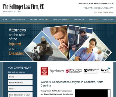 The Bollinger Law Firm, PC