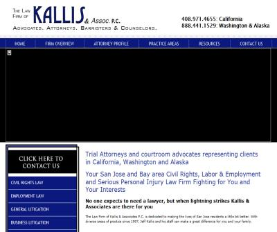 The Law Firm of Kallis & Assoc