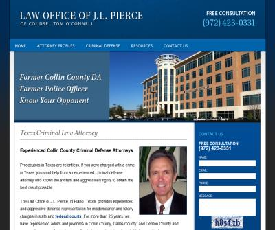 Law Office of Jeff L. Pierce