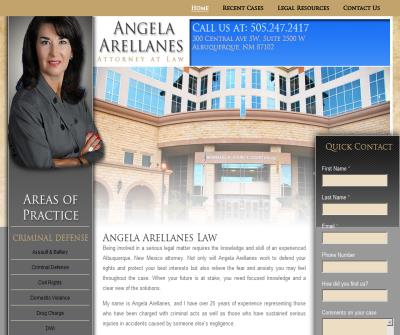 Angela L. Arellanes, Attorney at Law