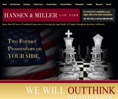 Hansen & Miller Law Firm