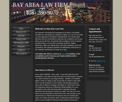 Bay Area Law Firm