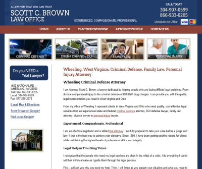 Scott C. Brown Law Office