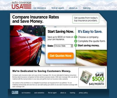 Auto Coverage USA