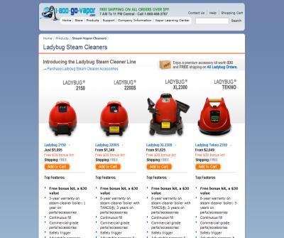 Best Ladybug Steam Cleaners