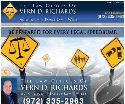 The Law Office Of Vern D. Richards