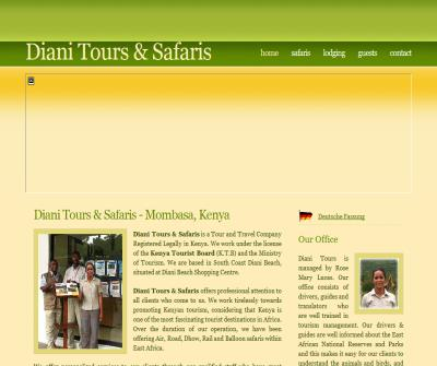Diani Tours and Safaris