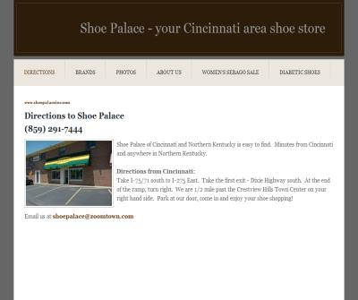 Shoe Palace Cincinnati