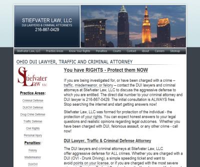 Stiefvater Law, LLC