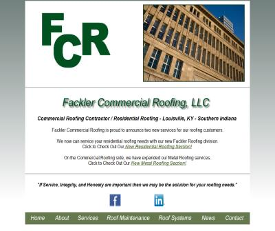 Fackler Commercial Roofing