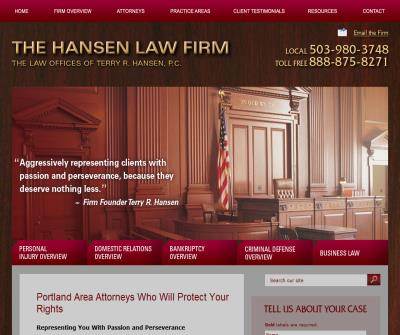 The Law Offices of Terry R. Hansen, P.C.