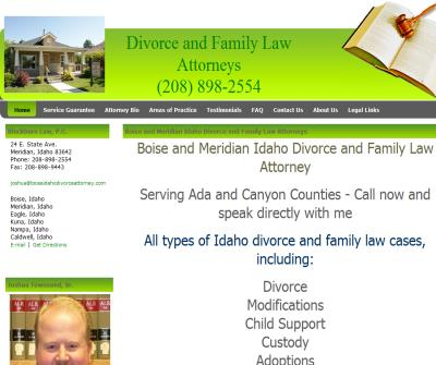 Boise Idaho Divorce Lawyer