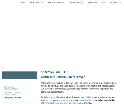 Sherman Law, PLLC