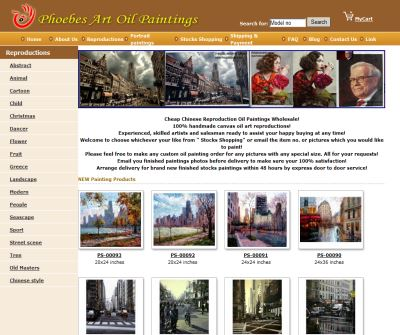 Wholesale Quality Chinese Oil Paintings