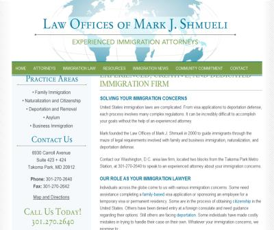Law Offices of Mark J. Shmueli
