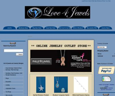 Love for Jewels, Jewelry Sales & Quick Delivery!