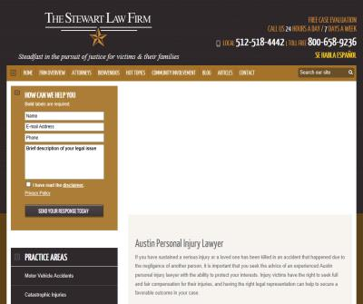 The Stewart Law Firm, PLLC