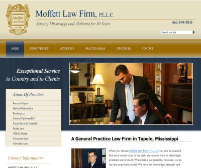 Moffett Law Firm. P.L.L.C.