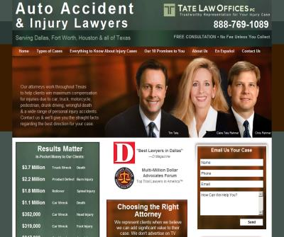 Texas Truck Accident Lawyer