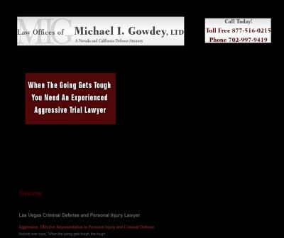 Law Offices of Michael I. Gowdey