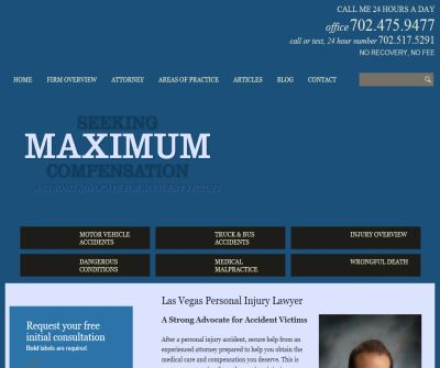 Las Vegas Personal Injury, PLLC