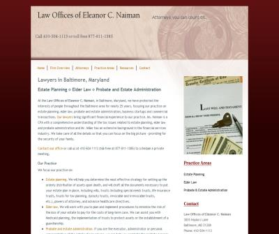 Law Offices of Eleanor C. Naiman