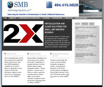 Atlanta Small Business Virtualization and Support