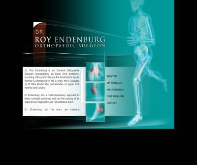 Orthopaedic Surgeon in Cape Town