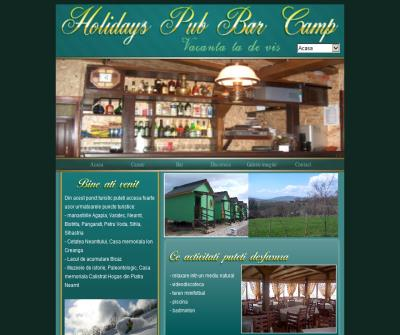 Holiday Pub Bar Camp