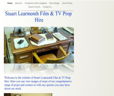Film & TV Prop Hire