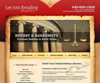 Lee Ann Breading, Attorney at Law, P.C.