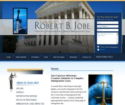 Law Office of Robert B. Jobe