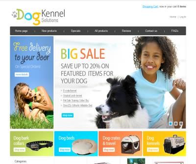 Dog Kennels Solutions