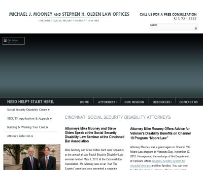 Michael J. Mooney and Stephen H. Olden Law Offices