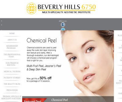 Beverly Hills 6750 Multi-Specialty Aesthetic Institute