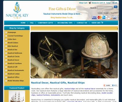 Nautical Gifts, Model Ships, Decorations