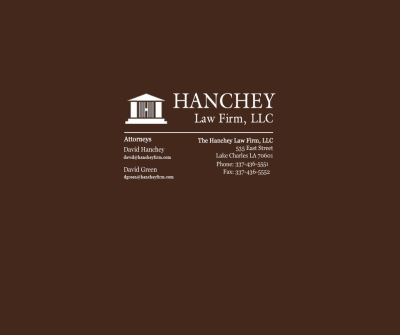 Hanchey Law Firm, LLC