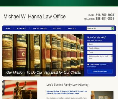Michael W. Hanna Law Office