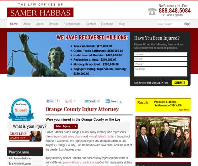 Personal Injury Lawyer Orange County