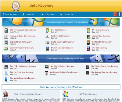 freeware drive recovery software