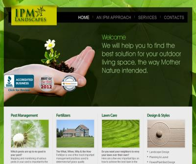 IPM Landscapes, Central CT Organic Landscaping & Lawncare