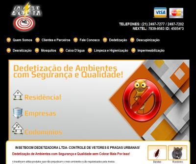 The best pest control service in Brazil