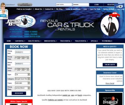 Truck Hire Auckland