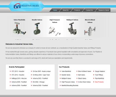 manufacture and supplier of technically advanced High Quality Industrial Valves and Fittings