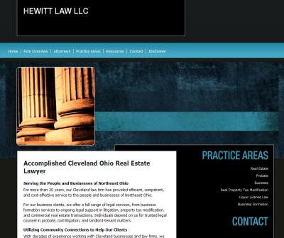 Hewitt Law LLC