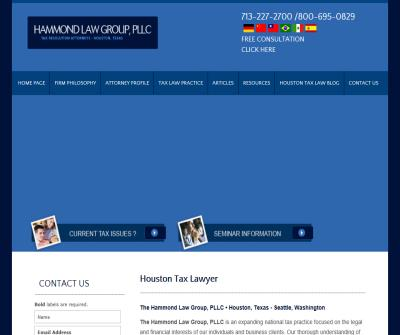 Hammond Law Group, PLLC