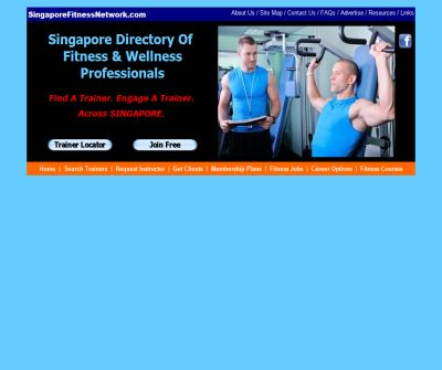 Singapore Fitness Professionals Network