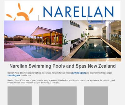 Swimming Pool by Narellan